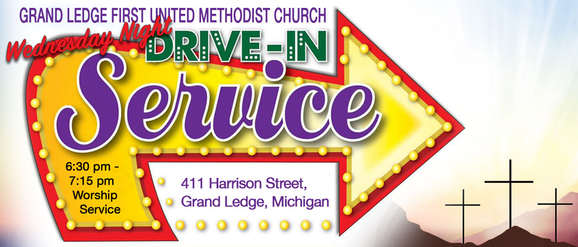 Drive-in Worship Service